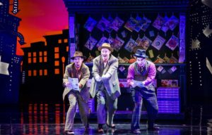 Guys and Dolls Nat. Tour - Big League Theatricals - 2014-2015