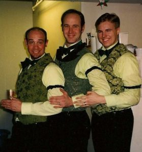 A Little Bit O Ireland - Fireside Dinner Theatre - 2001