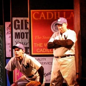 Damn Yankees - Forestburgh Playhouse - 2015