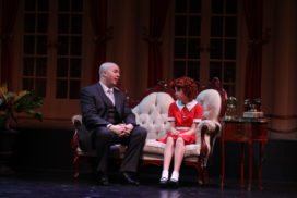 Annie Warbucks - Signature Theater (NYC) 2017